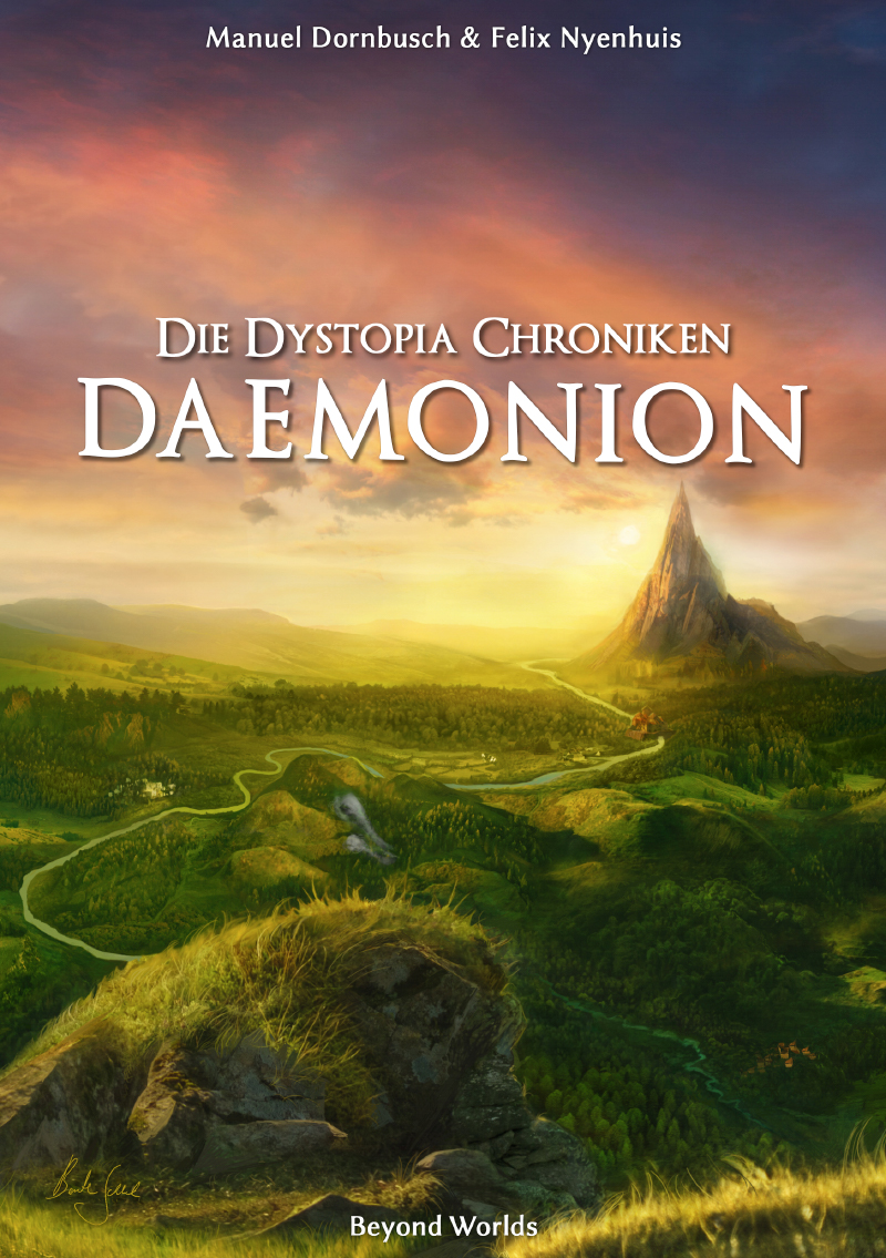 Daemonion Cover