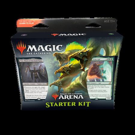 Core 2021: Arena Starter Kit